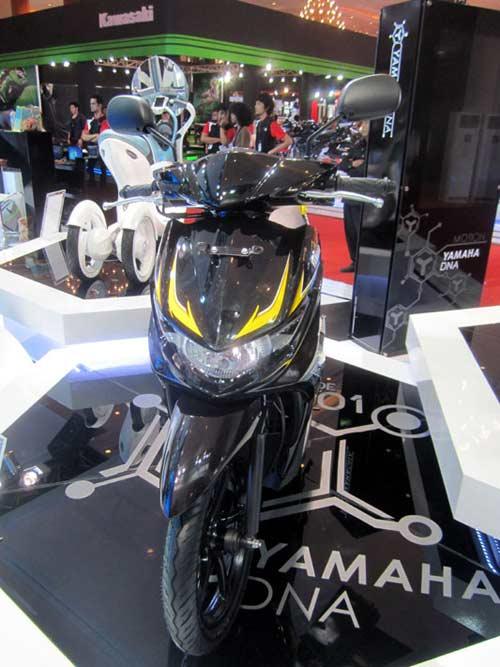Yamaha tung xe ga Soul GT Street - 3