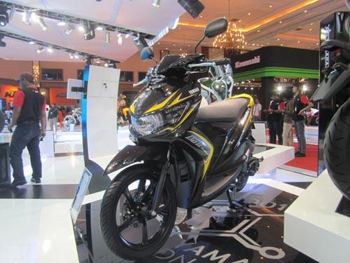 Yamaha tung xe ga Soul GT Street - 1