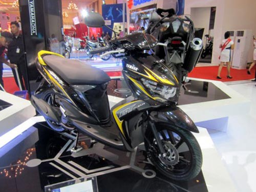 Yamaha tung xe ga Soul GT Street - 2