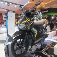 Yamaha tung xe ga Soul GT Street