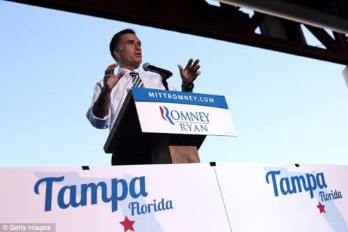 Mỹ: Kết quả bỏ phiếu sớm, ông Romney chiếm ưu thế - 1
