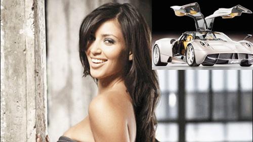Kim Kardashian săn siêu xe cánh chim - 1