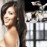 Kim Kardashian săn siêu xe cánh chim