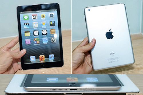 """iPad mini sở hữu màn hình chất lượng """"khủng"""" - 1"""