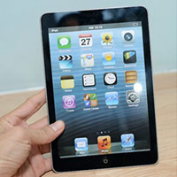 """iPad mini sở hữu màn hình chất lượng """"khủng"""""""