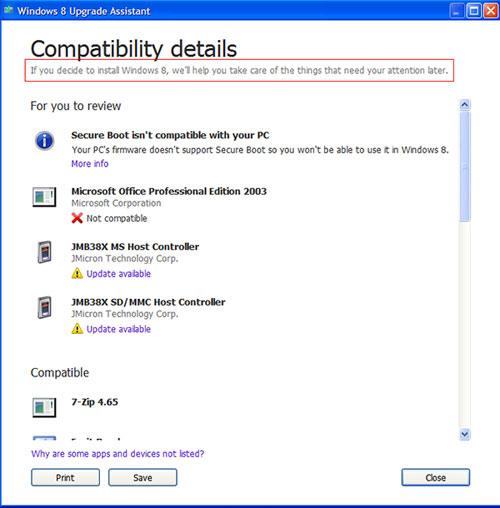 Kiểm tra PC chạy được Windows 8 không - 2