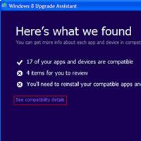 Kiểm tra PC chạy được Windows 8 không