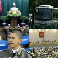 Tài xế xe buýt đánh hành khách nứt sọ (Tổng hợp tin HOT 2/11)