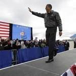 Tin tức trong ngày - Siêu bão Sandy giúp Obama lấy lòng cử tri