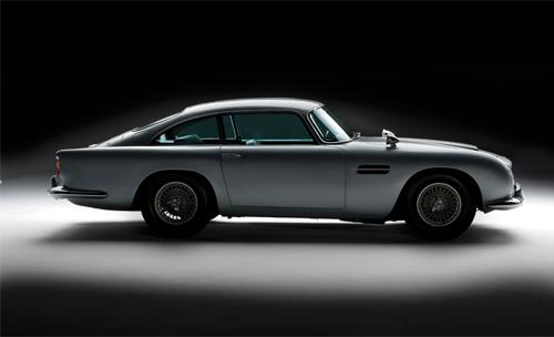 James Bond và BST hàng khủng bạc tỷ - 2