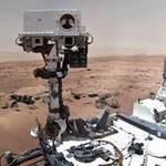 Tin tức trong ngày - Tàu Curiosity lần đầu tiên phân tích khí quyển sao Hỏa