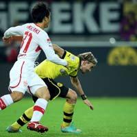 Dortmund - Stuttgart: Cân tài cân sức