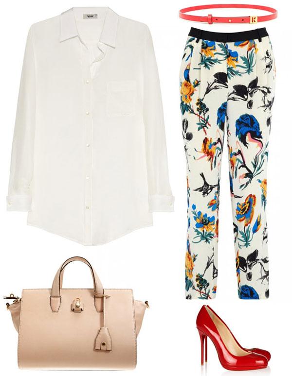 4 cách mặc áo sơ mi trắng đẹp mùa thu - 2