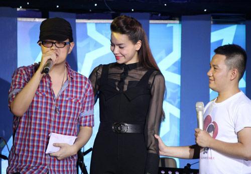 Hà Hồ nghẹn ngào vì WanBi Tuấn Anh - 5