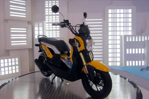 Honda Zoomer X phong cách mới - 1