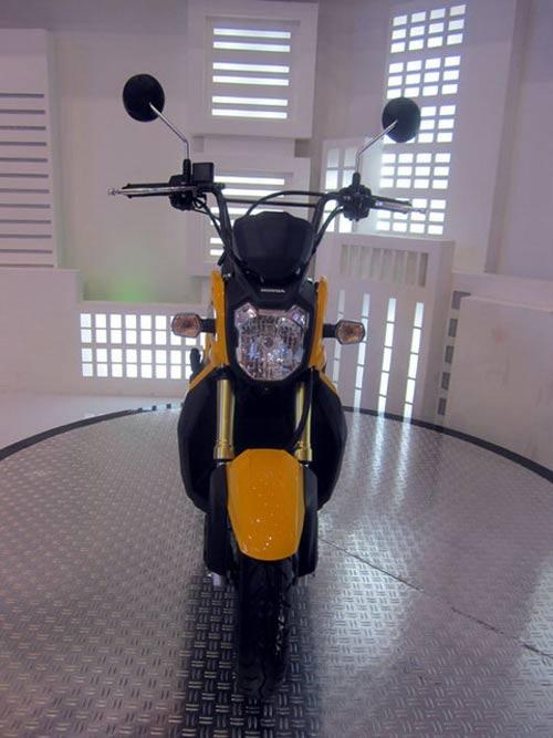 Honda Zoomer X phong cách mới - 4