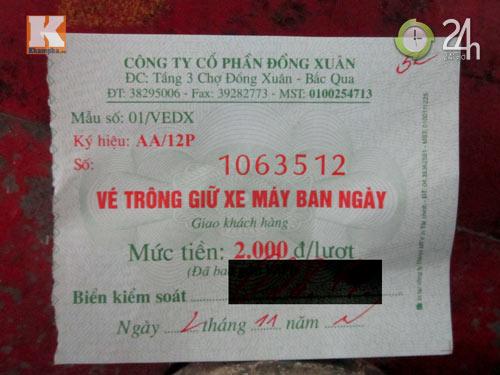Hà Nội lại nở rộ bãi giữ xe tự phát - 11