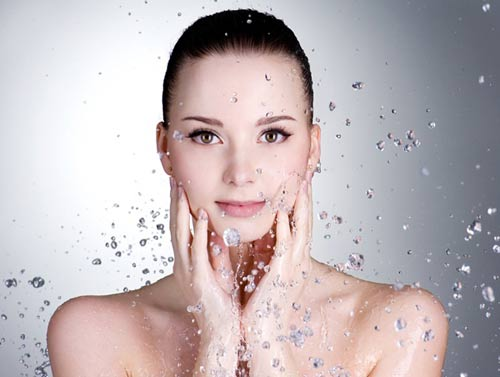Da khô và da mất nước - 2