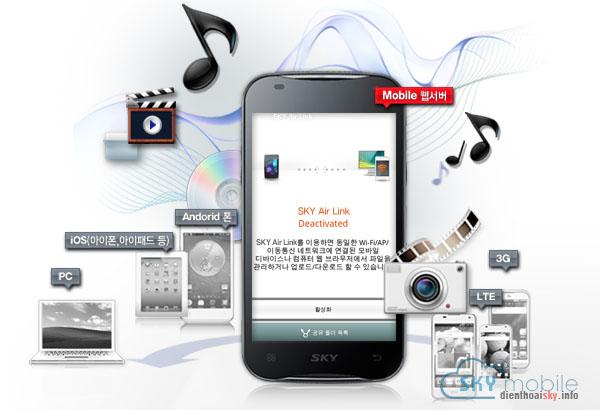 Sky A810s khuấy đảo thị trường Smartphone Việt - 3