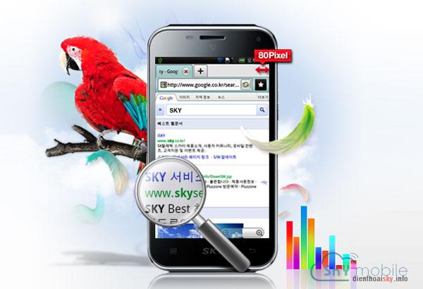 Sky A810s khuấy đảo thị trường Smartphone Việt - 4