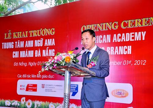 Khai trương AMA Đà Nẵng – Chi nhánh AMA thứ 12 - 2
