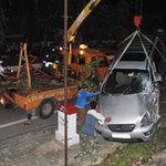 Tin tức trong ngày - Tàu hỏa tông ôtô, 6 người thoát chết hy hữu