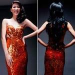 Thời trang - Top Model mặc đầm đuôi cá khoe hình thể