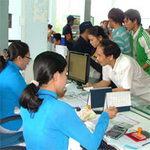 Tin tức trong ngày - Ga Sài Gòn bắt đầu cho đăng ký vé tàu Tết