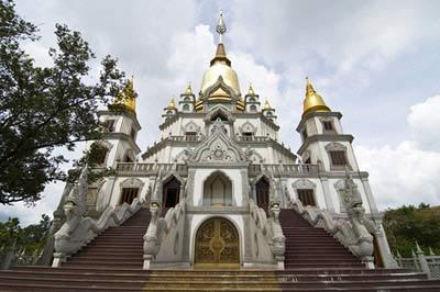 Chiêm ngưỡng kiệt tác chùa Bửu Long - 4