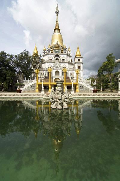Chiêm ngưỡng kiệt tác chùa Bửu Long - 7