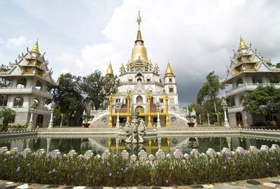 Chiêm ngưỡng kiệt tác chùa Bửu Long - 2