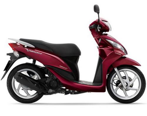 Honda Vision mới, giá 27,5 triệu đồng - 2