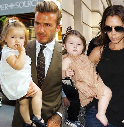 Tu quan ao nghin do cua Harper Beckham