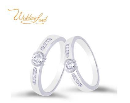 Chen chân mua nhẫn cưới DOJI - 3