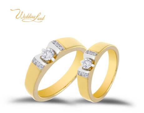 Chen chân mua nhẫn cưới DOJI - 4