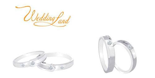Chen chân mua nhẫn cưới DOJI - 7