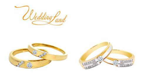 Chen chân mua nhẫn cưới DOJI - 8