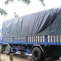 Giòi lúc nhúc trên xe chở 15 tấn xương thối