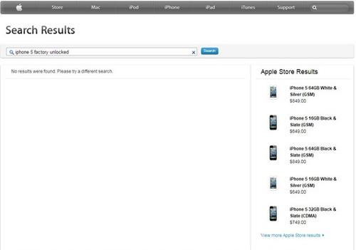 Apple lộ giá iPhone 5 bản mở khóa - 2
