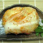 Ẩm thực - Làm kim chi cải thảo đúng vị Hàn