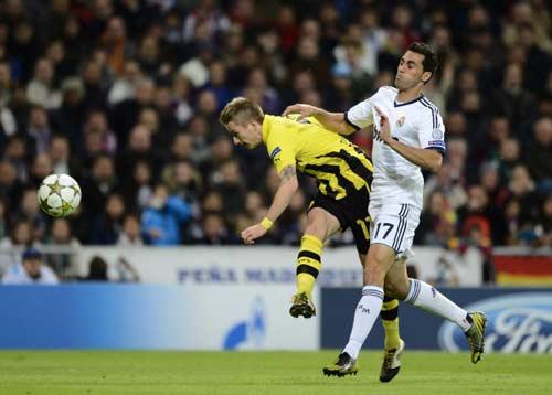 Real – Dortmund: Bão nổi ở Bernabeu - 1