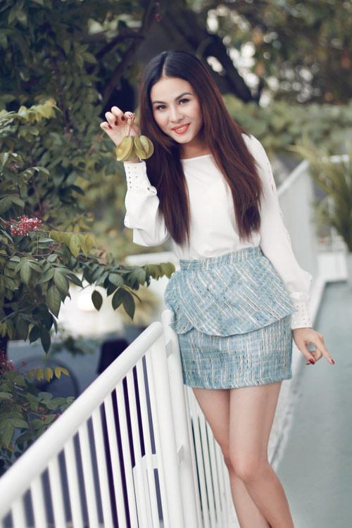 """Vân Trang xinh tươi sau """"Scandal"""" - 10"""