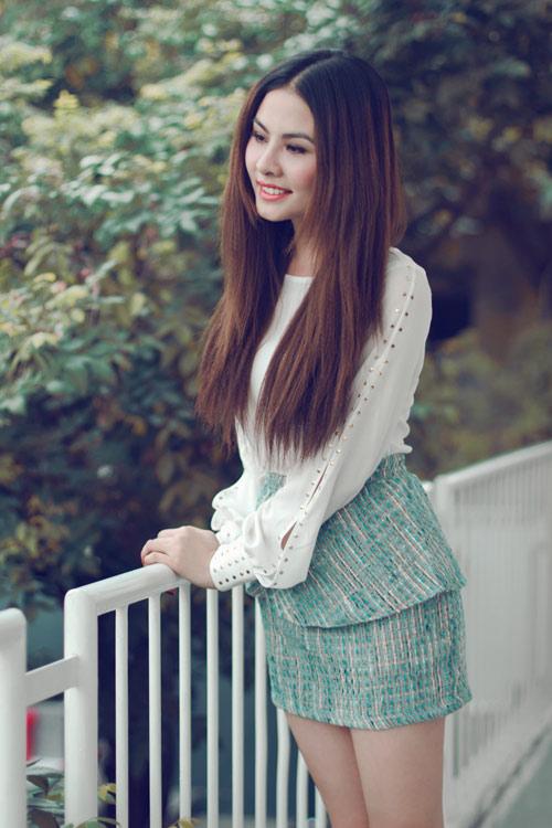 """Vân Trang xinh tươi sau """"Scandal"""" - 3"""