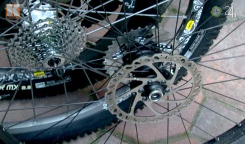 """Thú chơi xe đạp """"khủng"""" giá ngàn USD - 4"""