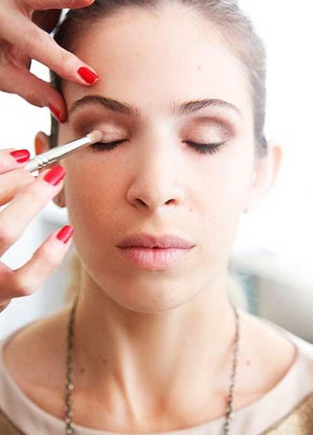 10 kỹ thuật make up cho đôi mắt một mí - 2