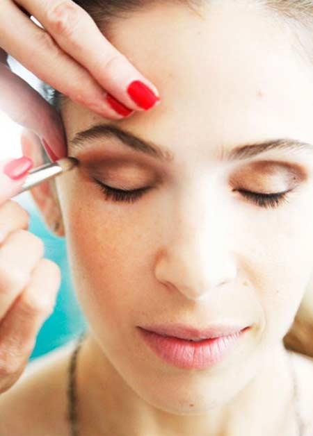 10 kỹ thuật make up cho đôi mắt một mí - 3