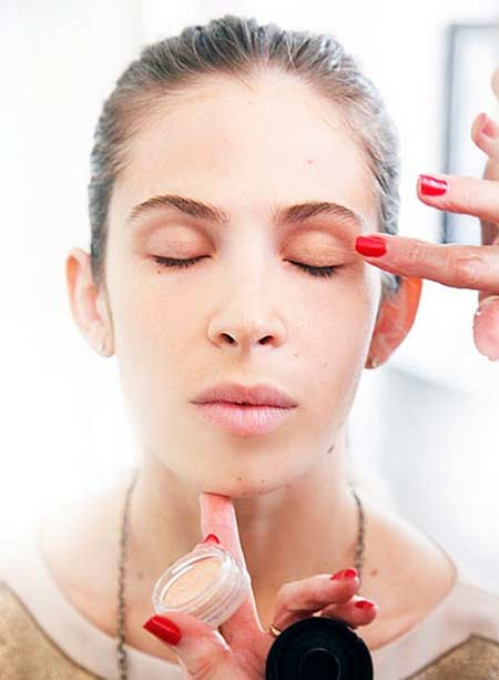 10 kỹ thuật make up cho đôi mắt một mí - 4