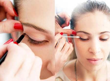 10 kỹ thuật make up cho đôi mắt một mí - 5