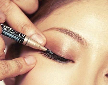 10 kỹ thuật make up cho đôi mắt một mí - 8