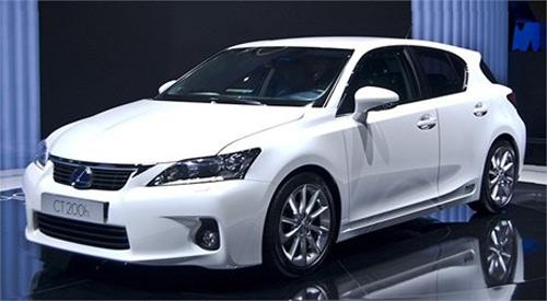 Những mẫu xe tiết kiệm nhiên liệu nhất năm 2012 - 3